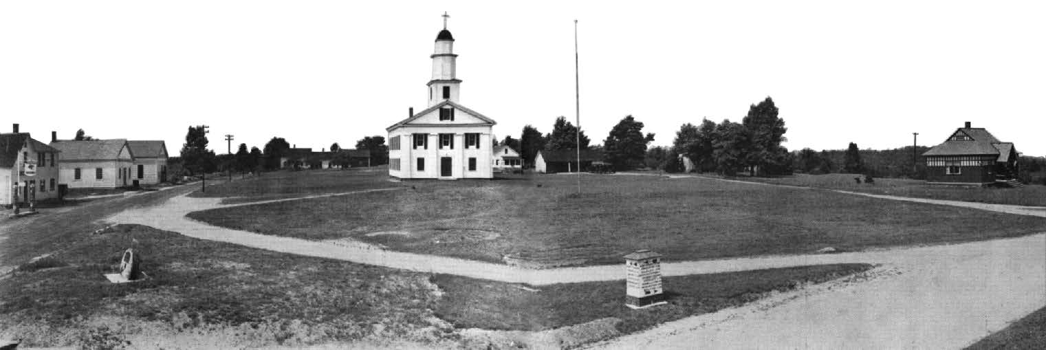 photo of old common